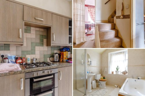 Two-bedroom house goes on sale for just £40,000 - but there's a catch