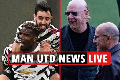 Man Utd transfer news LIVE: All the latest updates from Old Trafford