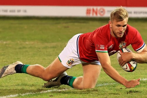 Chris Harris blown away at chance to make Lions debut in crunch Springboks Test