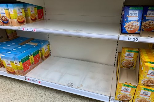 Up to 10,000 supermarket supply chain workers will be exempt from 'pingdemic' - but it won't include the shop floor