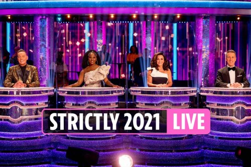 Strictly Come Dancing 2021 LIVE: Week 4 tonight as Ugo Monye and Robert Webb OUT