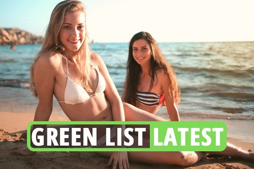 Green list LIVE - What countries can Brits visit without quarantine?