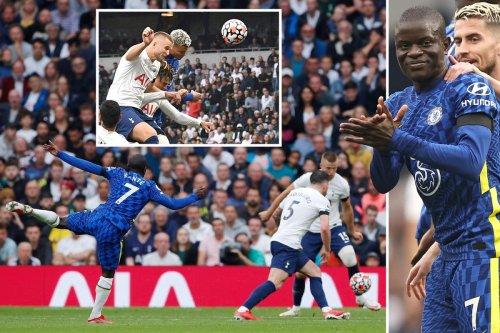 Chelsea dominate Tottenham in North London to maintain unbeaten Prem start