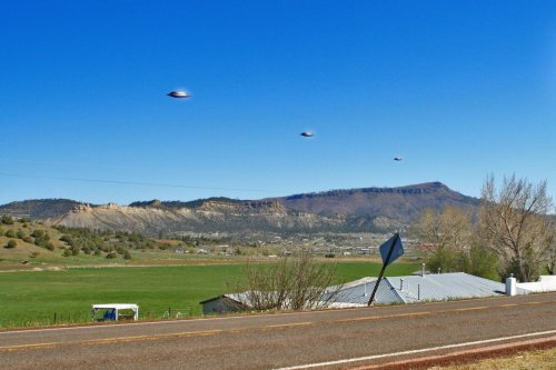 Top 10 states where you're most likely to see UFO after 14,973 in California