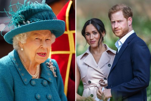 Harry & Meghan 'want Lilibet to be christened in front of Queen at Windsor'