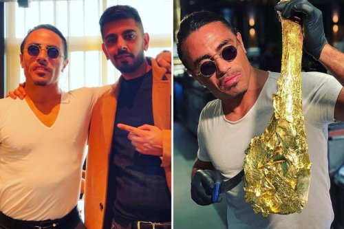 I ate at Salt Bae's after McDonald's and it's not worth money, says millionaire