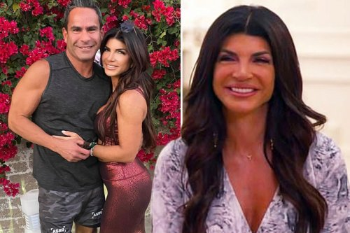 RHONJ's Teresa Guidice's romance with Luis Ruelas is revealed by psychic