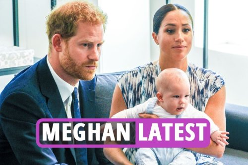 Meghan 'primed for political career' as Time 100 cover 'wants to be like Obama'