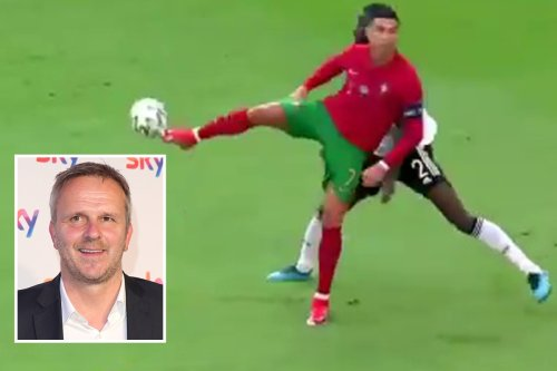 Watch Ronaldo 'end Rudiger's career' with skill but Hamann brands him a 'fool'