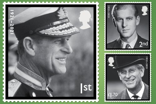 Philip through the years to feature on four new stamps released by Royal Mail