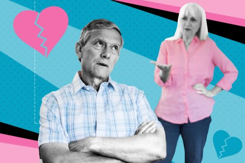 My husband always accuses me of cheating - yet he was the one who had an affair