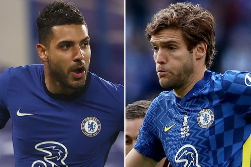Chelsea duo Alonso and Emerson keen to QUIT in summer as pair eye Serie A moves