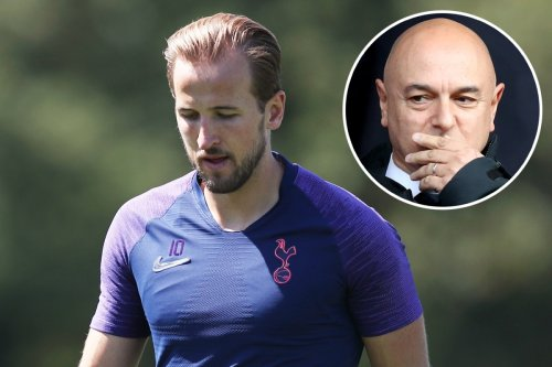 'Disappointed' Tottenham set to FINE Harry Kane for not turning up to pre-season