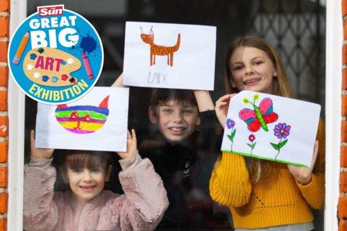 Paint, draw or sculpt any animal to win Antony Gormley artwork