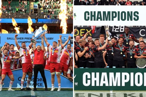 Harlequins out to defend title but Saracens will challenge in new season