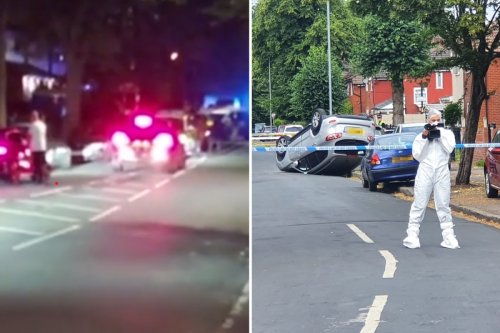 Engagement party revellers flee after gunshots fired as 4 including girl, 16, hurt