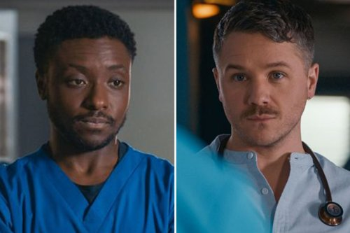Holby City spoilers: Louis' scheming finally exposed & Dom blackmails Ange