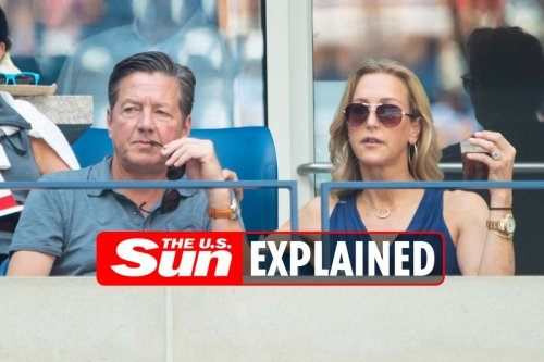 Who is Lara Spencer's husband Richard McVey?