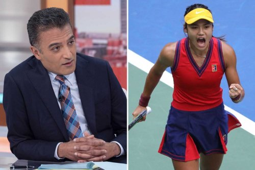 GMB's Adil Ray sparks fury over comments about tennis star Emma Raducanu's Romanian roots