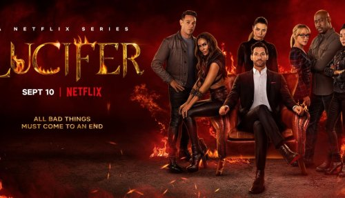Netflix confirms Lucifer season 6 release date with hot new pic of Tom Ellis