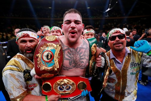 Andy Ruiz Jr vs Chris Arreola: Date, UK start time, live stream, TV channel