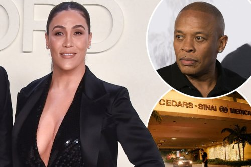 Dr Dre accused of holding a gun to wife's head and punching her in the face