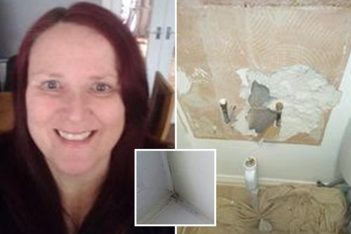 Mum rages at £310,000 home with damp and backwards windows