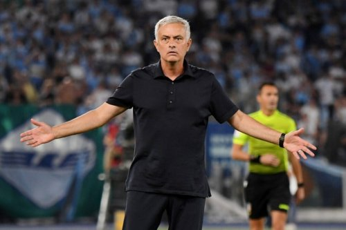 Mourinho slams Roma flops after humiliating Europa League defeat to Bodo-Glimt