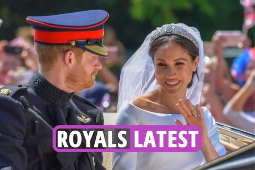Meghan takes swipe at firm in b-day video and newest royal member pictured