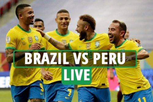 Brazil 4 Peru 0 RESULT: Neymar masterclass leads to another Copa America triumph