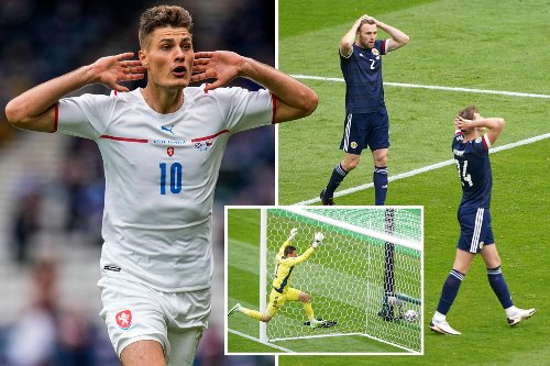 Tartan Army already fighting to stay in Euro 2020 after Schick's wondergoal
