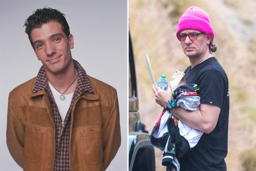 NSYNC's JC Chasez looks unrecognizable as he steps out decades after boy band