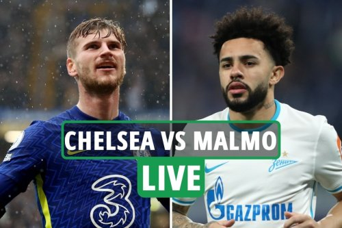 Chelsea vs Malmo LIVE: Latest updates from crunch Champions League clash - Rudiger STARTING for Blues