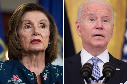 New push to 'impeach Biden' and remove 'totally nuts' Pelosi as speaker