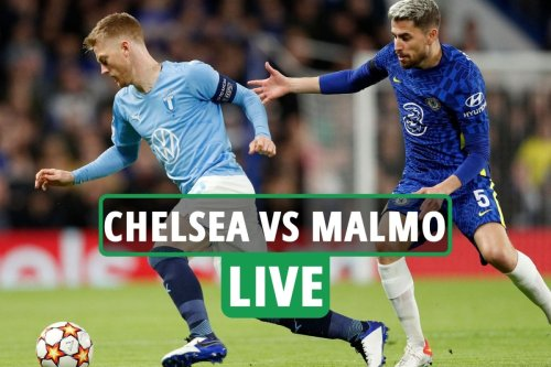 Chelsea vs Malmo LIVE: Christiansen scores FIRST ever Blues goal - latest updates from crunch Champions League clash
