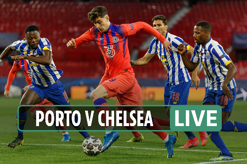 Porto vs Chelsea LIVE: Follow all the latest from ...