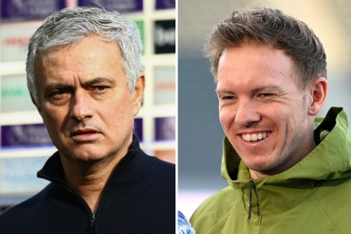 Spurs 'to make Julian Nagelsmann top managerial target if Mourinho axed'