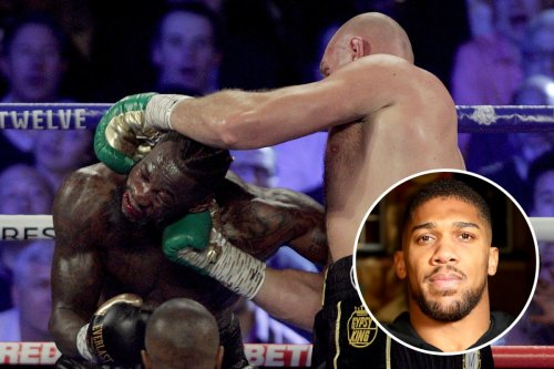 Tyson Fury 'exposed' and 'annihilated' Deontay Wilder as American 'only has one weapon' says Anthony Joshua