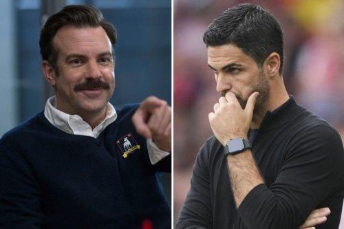 Arsenal boss Mikel Arteta reveals he has been watching hit TV show Ted Lasso