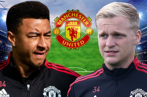 How Man Utd could line up vs West Ham with Lingard set to start in changed XI
