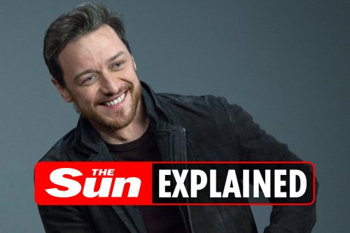 Meet James McAvoy and find out who he's dating