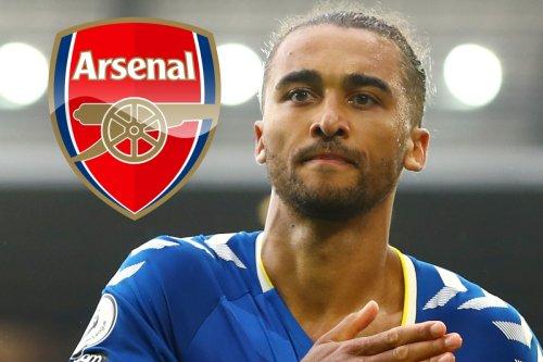 Arsenal 'ready to make Calvert-Lewin No1 attacking transfer target next summer'