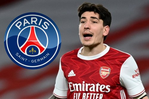 PSG 'set to swoop for Arsenal star Bellerin with Aarons or Lamptey eyed as replacement'