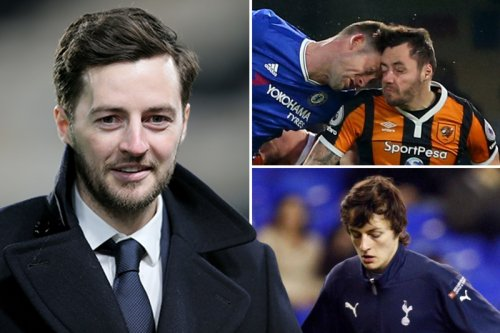 Spurs caretaker boss Mason was a Spurs kid, forced to retire after head injury