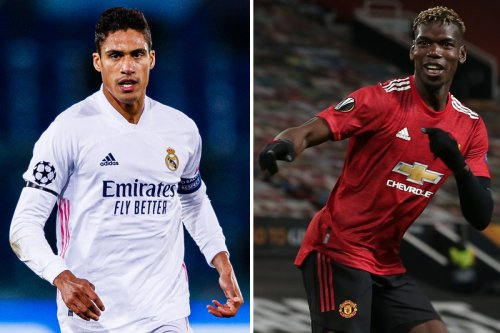 Pogba sees future at Man Utd after Varane and Sancho transfers despite quit talk