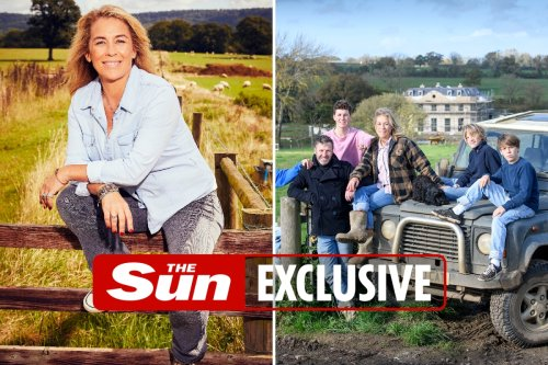 I've been with my husband for 30 years but never told him I love him, says Sarah Beeny