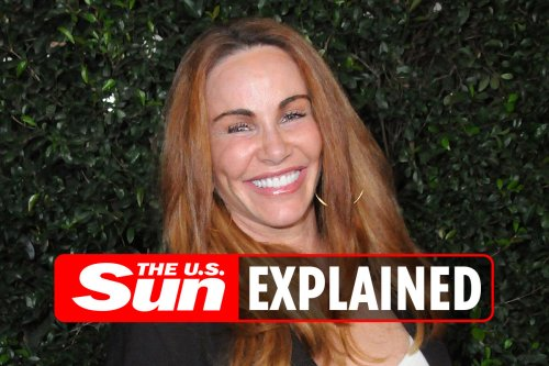 Who was Tawny Kitaen and how did she die?