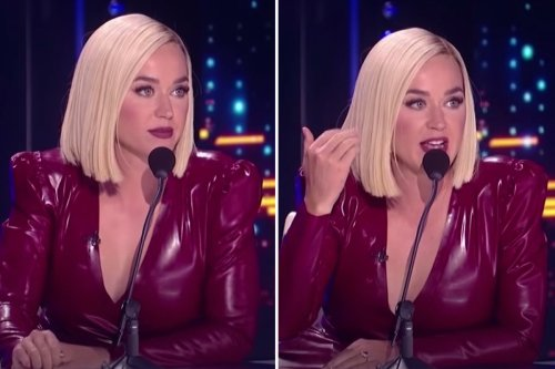 American Idol's Katy Perry seemingly admits she has Botox