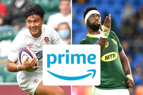 Autumn Internationals TV schedule for England, Scotland, Wales and Ireland rugby