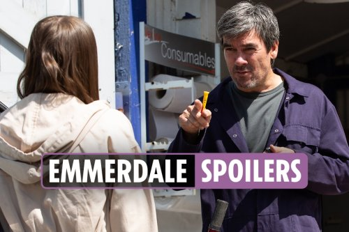 Emmerdale spoilers: Cain kicks mum Faith out of the family